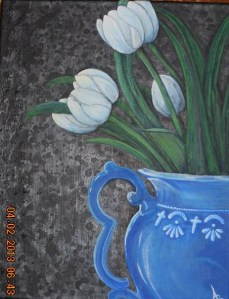 Easter Tulips 2013