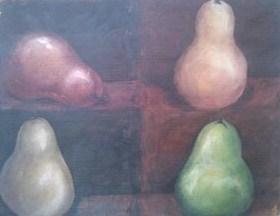 january pears x4